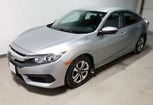 2016 Honda Civic LX|Rmt Start|Htd Seats|Camera|Btooth  J arrived