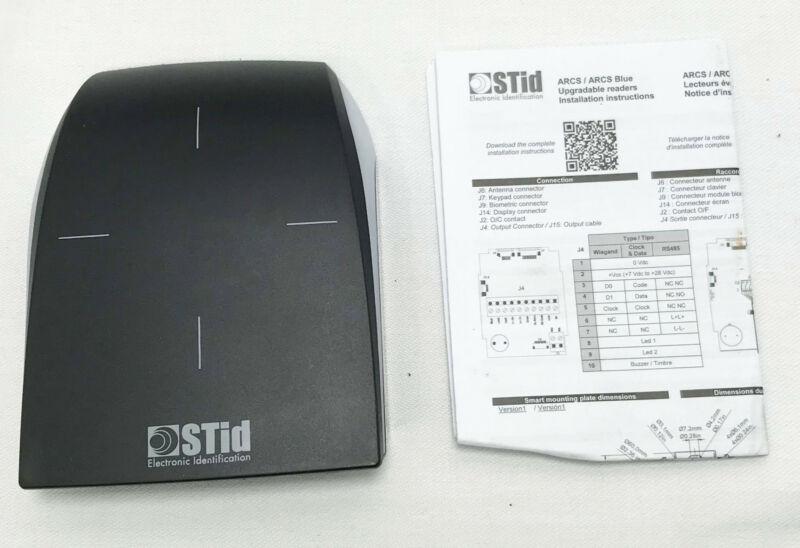 Stid ARCS-A/BT1 ARC-AC4 external RFID card reader