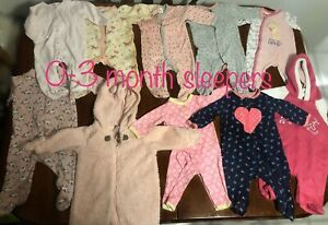 Baby girls clothes!  Premie, Newborn, 0-3 months $40