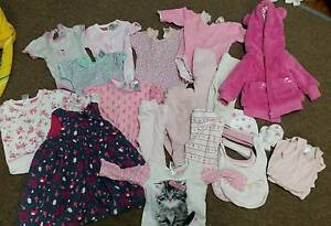 Bulk lot of baby girl clothes- 000 Port Adelaide Port Adelaide Area Preview