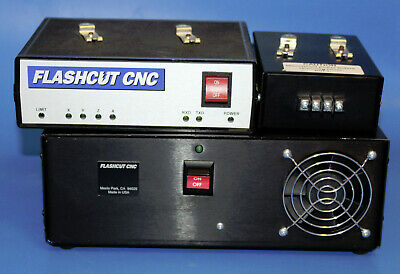 Flashcut Cnc 401a Signal Generator Stepper Drive Control
