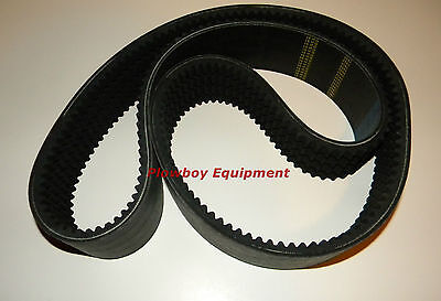 Disc Mower Belt 4 Band 87542623 For New Holland H7560 2332 2353 H7550 1432 1442