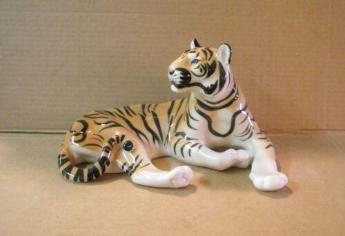 Lomonosov Tiger Figurine