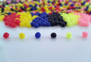 PRE-COLOURED-Polymorph-Friendly-Plastic-Mouldable-Thermoplastic-Pellets
