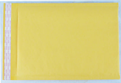 50 8.5x12 Kraft Bubble Padded Mailer Self Seal Envelopes 2 - 9x12 Value Pack