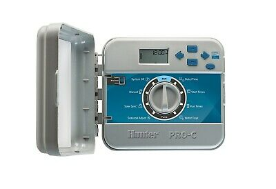 Hunter Pro-C 6 Station Outdoor Irrigation Controller