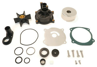 Omc Cooling - Water Pump Rebuild Kit for OMC Johnson Evinrude 0435447, Sierra 18-3392 Engines