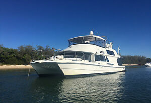 61 foot Cougar Cat Parkwood Gold Coast City Preview
