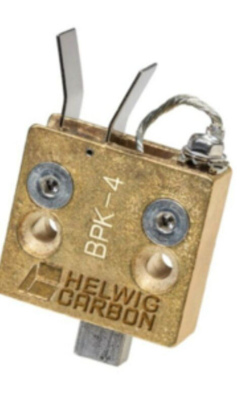 Bearing saver! Helwig carbon BPK-4. Eliminates eddy current. Shaft grounding