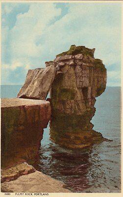 PORTLAND( Dorset) :  Pulpit Rock- H BARTON