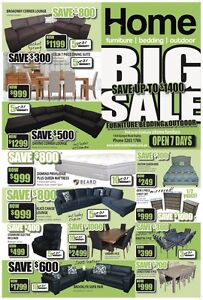 ### HUGE CATALOGUE SALE!!! ### Aspley Brisbane North East Preview