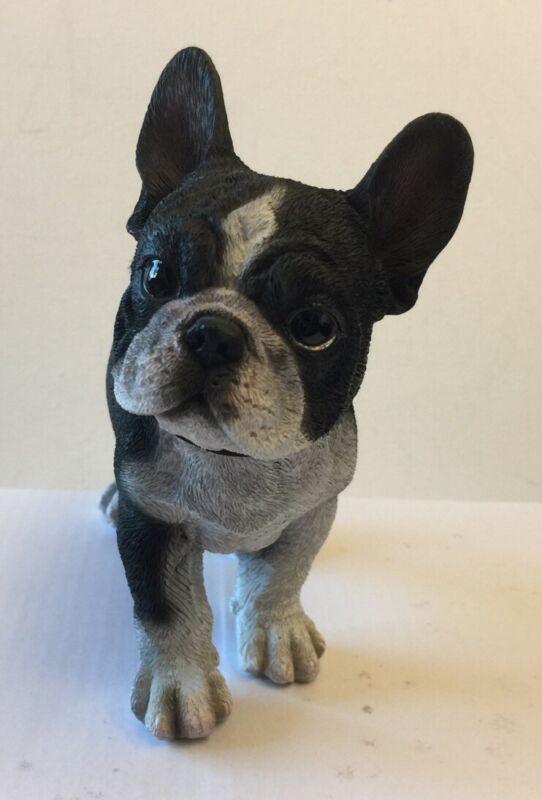 French Bulldog Standing Figurine