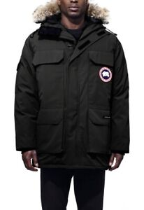 2a17aaa52ff8 Canada Goose Expedition Parka (Black)