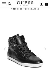 Guess Shoes - FIZER HIGH-TOP SNEAKERS