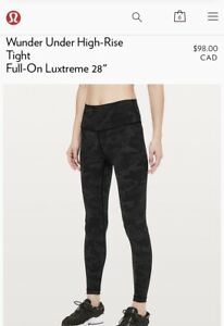35f7821f03 Lululemon Size 14 | Buy New & Used Goods Near You! Find Everything ...