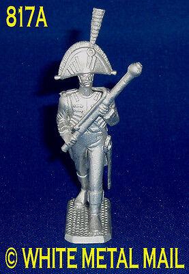Military Lead Casting 817A 1:32 Scale Napoleonic Tete de Colonne – Bassoon