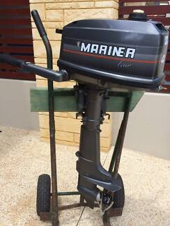 Mariner 4HP Outboard Motor