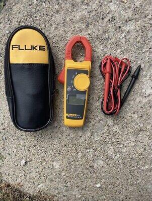 Handheld Fluke 302 Digital Clamp Meter Tester Ac Dc Volt Amp Multimeter