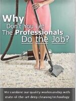CLEANING SERVICES COMMERCIAL & RESIDENTIAL & CARPET CLEANING