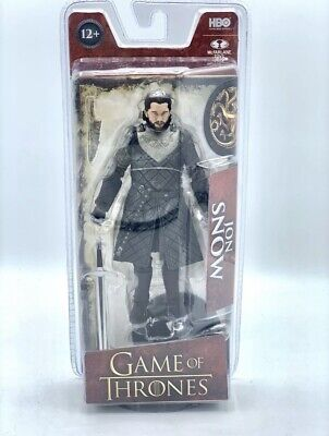 McFarlane Toys Game of Thrones Jon Snow 6in Action Figure Brand NEW =FREE SH=