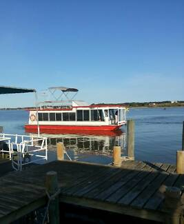 River Boat /Houseboat (reduced for sale)