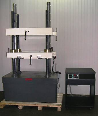 120k Tinius Olsen Electomatic Tensile Force Tester Utm Reconditioned Warranty