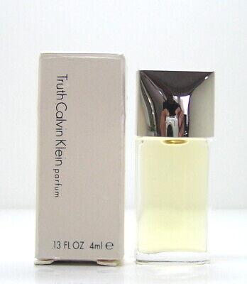 Calvin Klein Truth Miniatur 4 ml Parfum