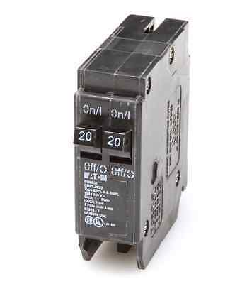 Eaton Bryant Westinghouse Br 20-amp 2-pole Tandem Circuit-breaker Load-switch