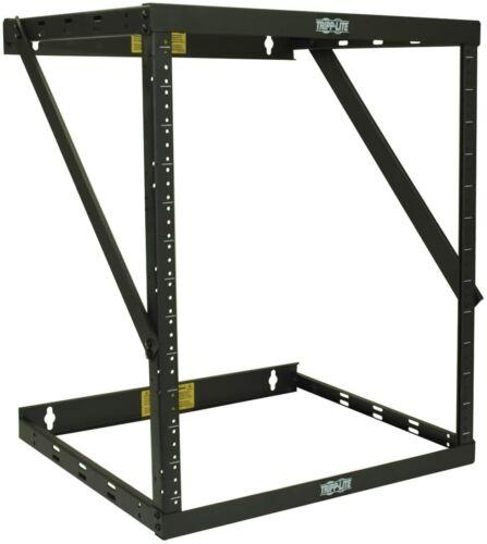 Tripp Lite 12U Wall Mount Open Frame Rack Cabinet, 550lb Rated, Heavy Duty!