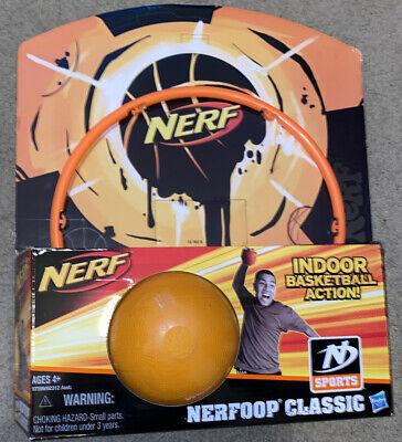 Nerf Sport Nerfoop Classic Orange Brand New