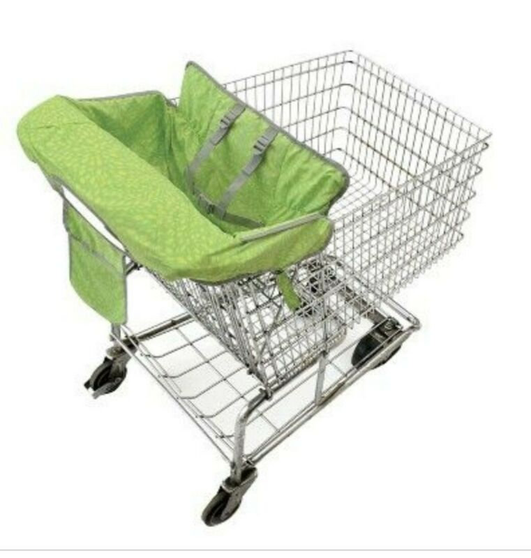 {Eddie Bauer} Shopping Cart cover