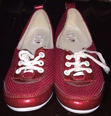 Lacoste Kids Shoes Red Size 23.5