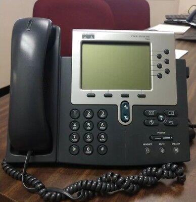 Cisco Ip Phone 7960 Voip Business Phone