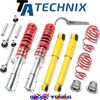 TA-Technix sospensioni sportive regolabili+2 BARRE ACCOPPIAMENTO REGOLABILE >