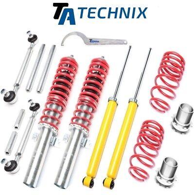 Ta-Technix Premium Gewindefahrwerk +Koppelstangen > Polo 9N /6R /Fox /Seat Ibiza