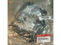 08P08-SVA-100R1 COUPE ONLY 06-11 CIVIC OEM FRONT MUD FLAP SPLASH GUARD SET