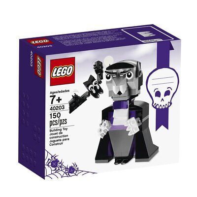 Lego Urlaub - Halloween - Selten - Vampir und Fledermäuse 40203 - Neu & Ovp ()
