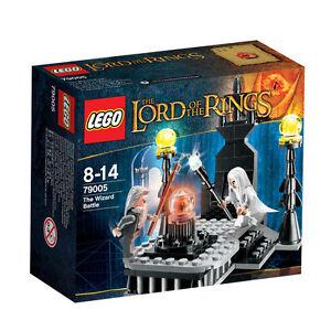 LEGO Lord of the Ring Duell der Zauberer (79005) NEU und RAR Expresslieferung