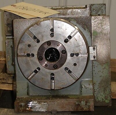 Moto Machining Horizontal Rotary Table 5th Axis Indexer Index 11860ink