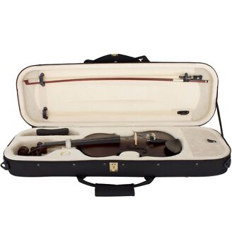 1/4 1/2 3/4 AND FULL SIZE HIGH QUALITY VIOLIN Carrara Gold Coast City Preview