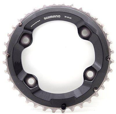 Shimano Chainring FC-M8000 2x11 Outer 36 t BC Composite//Acier UK