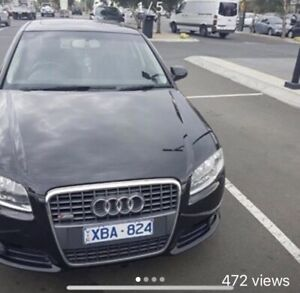 Audi A4 sline swap for Hatch or sale