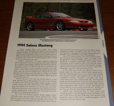 Used Saleen Interior Parts for Sale - Page 5
