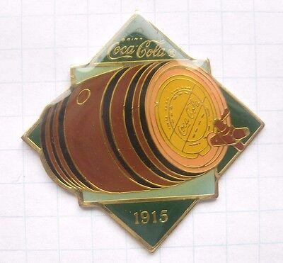 1915 / COCA-COLA / 100-JÄHRIGEN SATZ ..................... Pin (123e)