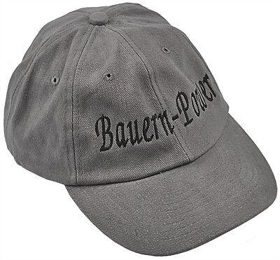 (69742) Baumwoll Cap Baseball Caps Kappe Hut Mütze Rinder Kühe ♥ Bauern-Power ♥