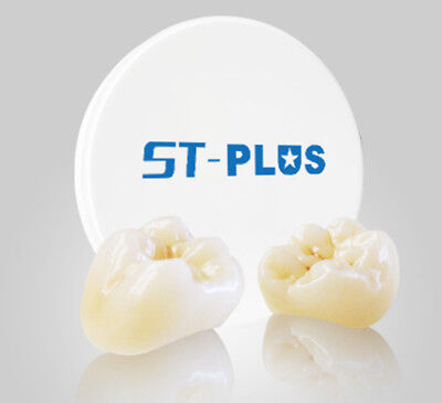 D98mm Dental Zirconia Disc Milling Machine Zirconium Ceramic Blocks Open System