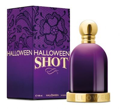 Halloween J (Halloween Shot Perfume by J. Del Pozo, 3.4 oz EDT Spray for Women)