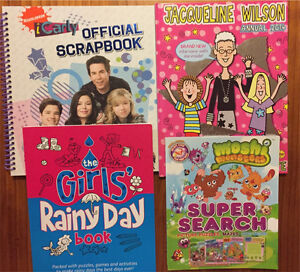 Girls activity books Wellington Point Redland Area Preview