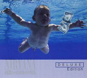 Nevermind (20th Anniversary Deluxe Edition) Double CD Nirvana New & Sealed