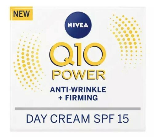 NIVEA Q10 Power Anti-Wrinkle Firming Face Cream 50ml